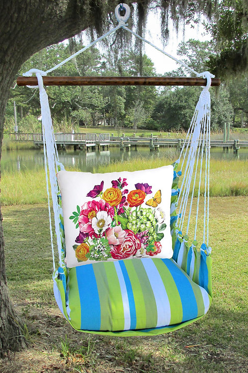 Spring Bouquet Swing Set,  BBMLT802-SP