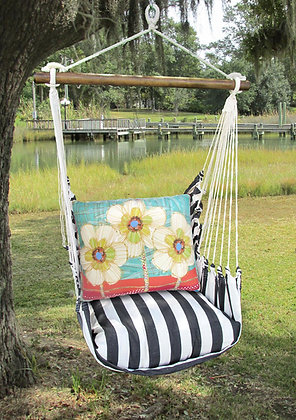 Daisies Pillow and TB Swing Set, TBRR602-SP