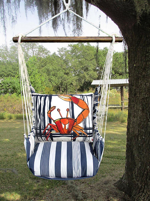 MA Swing Set w/ Crab Pillow, MARR705-SP