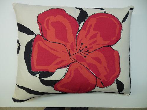 Red Flower, RFHP, 19x24