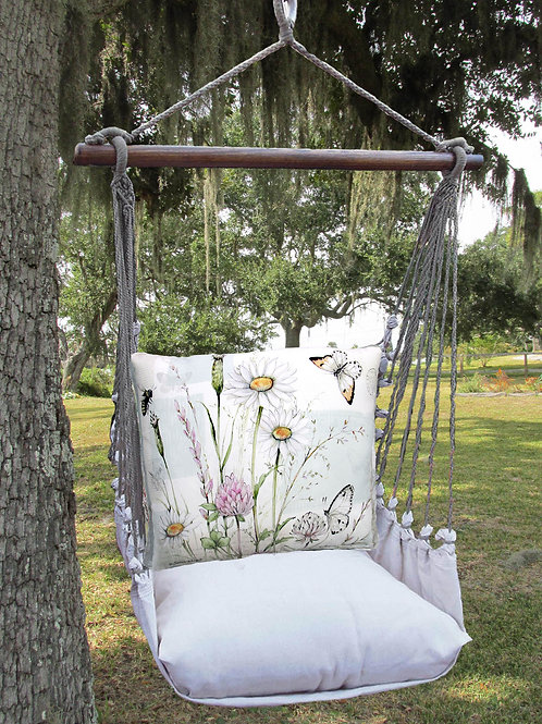 Botanical Butterfly Swing Set, LTSW205-SP