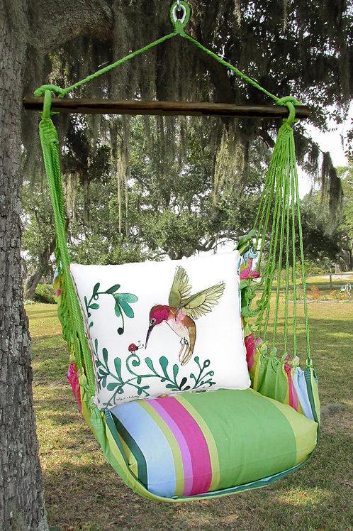 Hummingbird Swing Set, FLRR912-SP