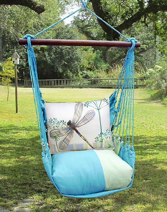 MM Swing Set w/ Dragonfly Pillow, MMRR604-SP