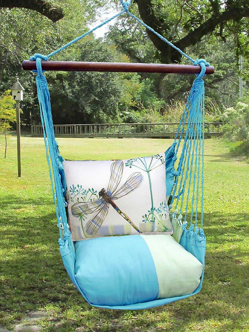 MM Swing Set w/ Dragonfly Pillow, MMRR604-SP