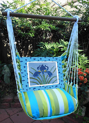 BB Swing Set w/ Iris Pillow, BBTC510-SP