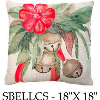 Jingle Bells, SBELLCS, 18x18