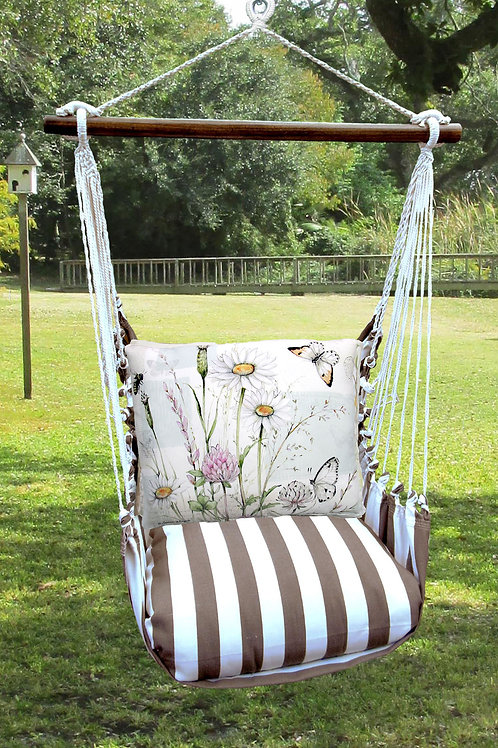 Botanical Butterfly Swing Set, SCSW205-SP