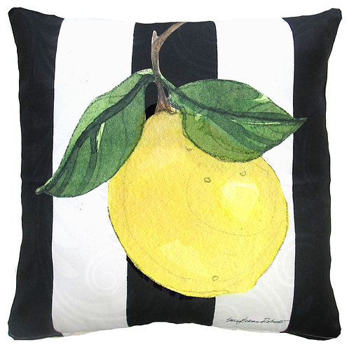 "SR101LCS, Single Lemon, 18""x18"""