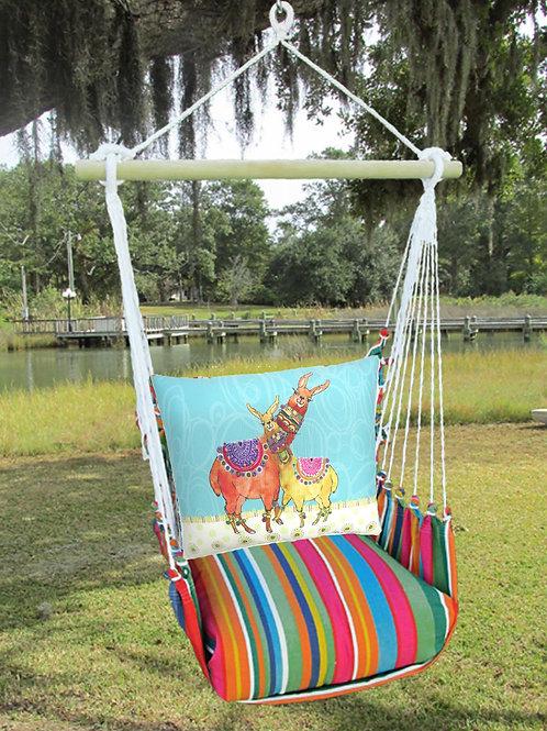 Mama Llama Swing Set, LJRR909-SP