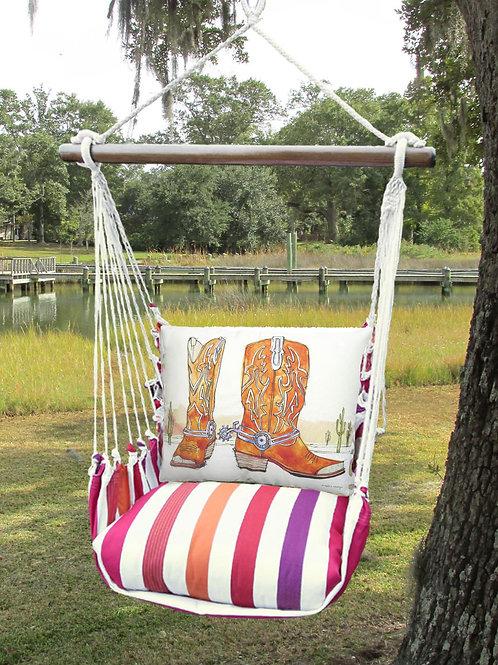CR Swing Set w/ Boots, CRRR703-SP