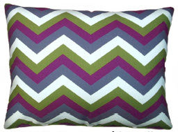 FO Pillow, Chevron, CVFOHP, 19x24