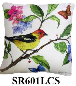 Bird on Branch 1, SR601LCS, 18x18 only