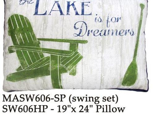 Lake Adirondack, SW606, 2 sizes