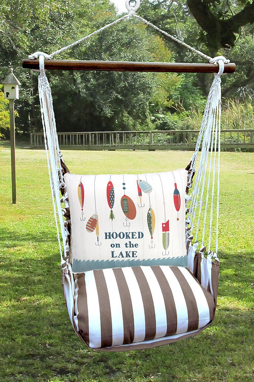 Hooked on the Lake Swing Set, SCSN901-SP