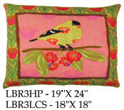 Bird Pillow, LBR3, 2 sizes