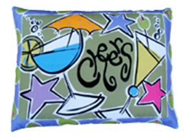 Cheers! 2, CHIGHP 19x24