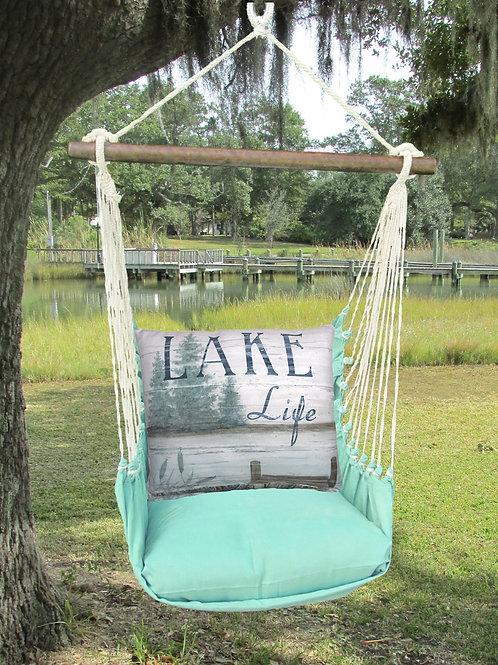 Lake Life Pier Swingset, SFSW202-SP