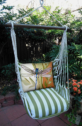 SP Swing Set w/ Dragonfly Pillow, SPRDFL-SP