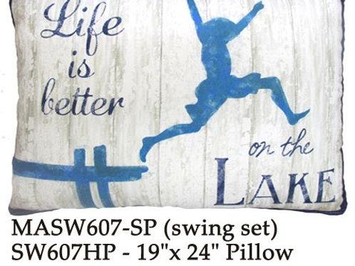 Lake Pier, SW607, 2 sizes