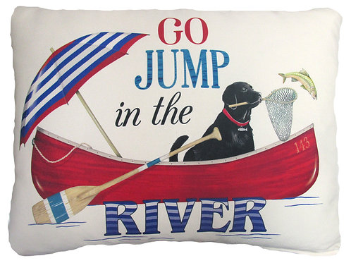 Go Jump in the River, MLT807, 2 sizes