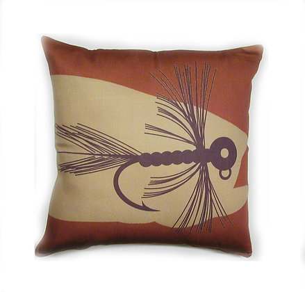Fishing Lure Pillow, CFFLCS