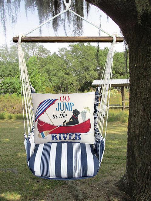 Go Jump in the River Swing Set, MAMLT807-SP