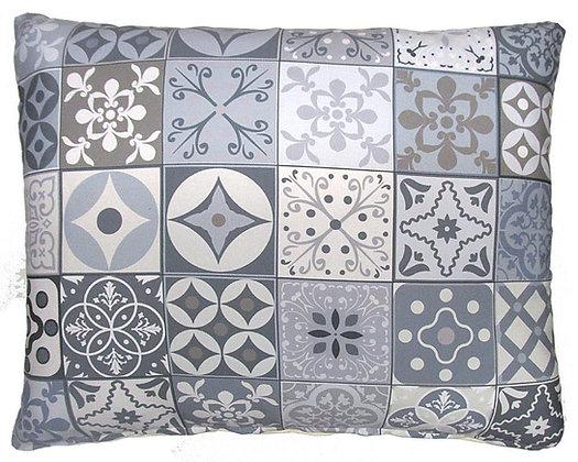 Moroccan Tile Pillow, MG201, 2 sizes