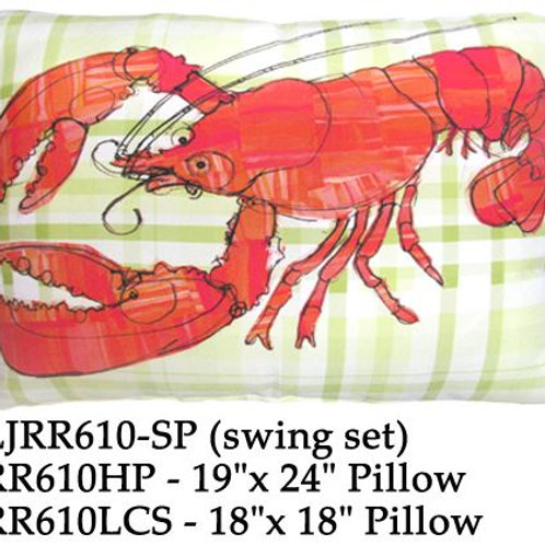 Lobster, RR610HP, 18x18 only