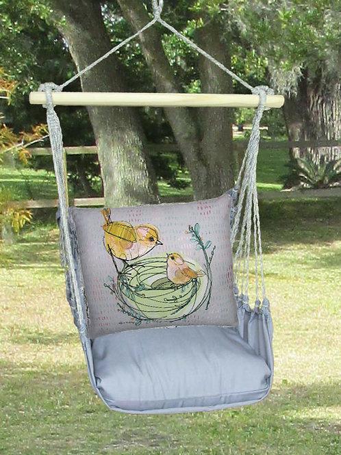 Birds in Nest Swing Set, GRLS201-SP