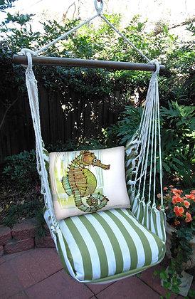 SP Swing Set w/ Seahorse Pillow, SPRRSIM-SP