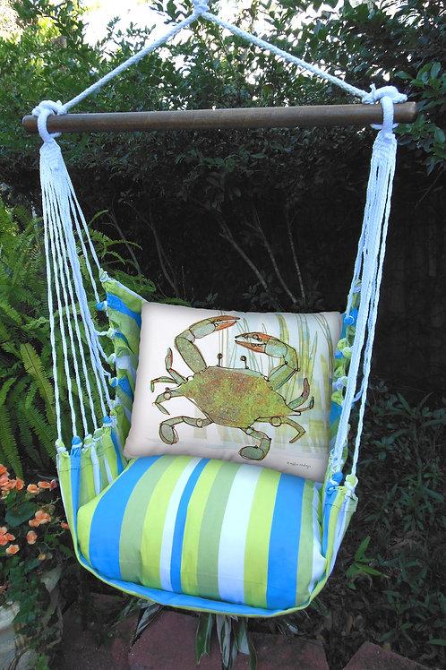 BB Swing Set, Blue Crab, BBRRCIM-SP