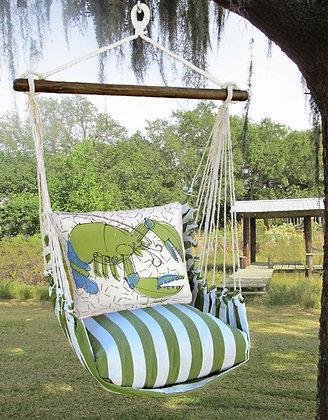 Lobster Pillow & Swing Set, SPRR619-SP