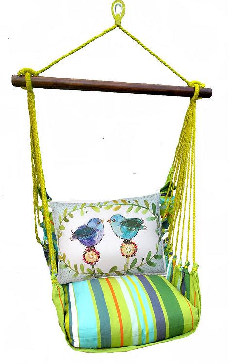 Citrus Swing Set w/ Bluebirds, CTRR503-SP