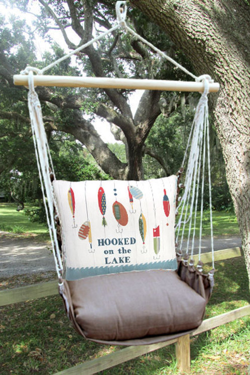 Hooked on the Lake Swing Set, CHSN901-SP