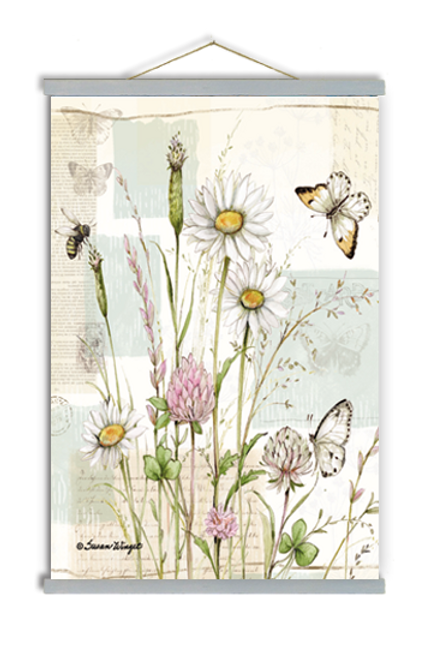 Botanical Butterfly Wall Art, SW205, 2 sizes