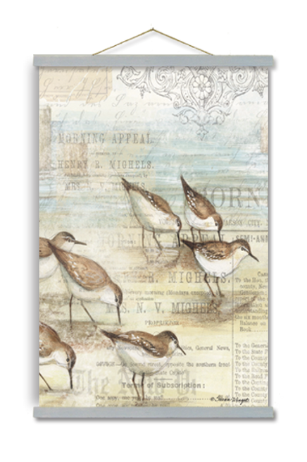 Shorebirds, SWSB, 2 sizes