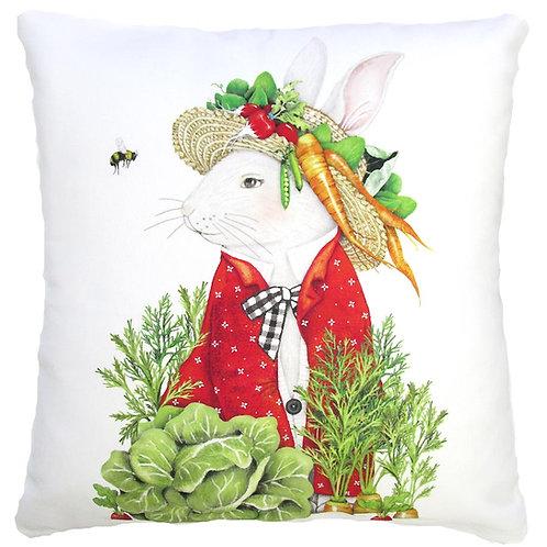 MLT902LCS, Garden Rabbit, 18x18 only