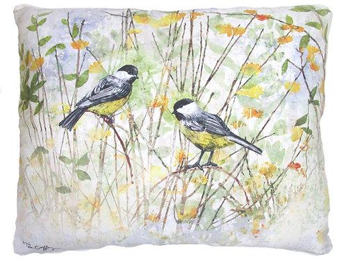 Chickadees, TC801, 2 sizes