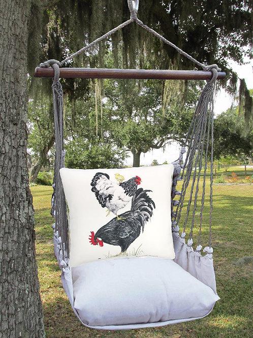 Chicken Stack Swing Set, LTMLT907-SP