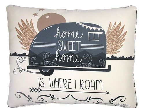 Home Is Where I Roam, LL801, 2 sizes