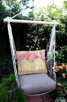 Flamingos Swing Set, CHSW601-SP