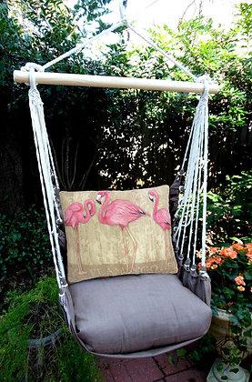 CH Swing Set w/ Flamingos, CHSW601-SP