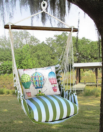 SP Swing Set w/ Hot Air Balloon Pillow, SPRR601-SP