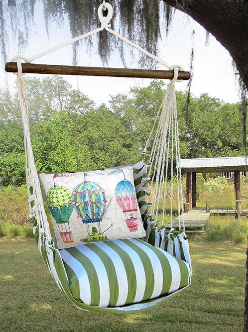 SP Swing Set w/ Hot Air Balloon Pillow, SPRR601-SP