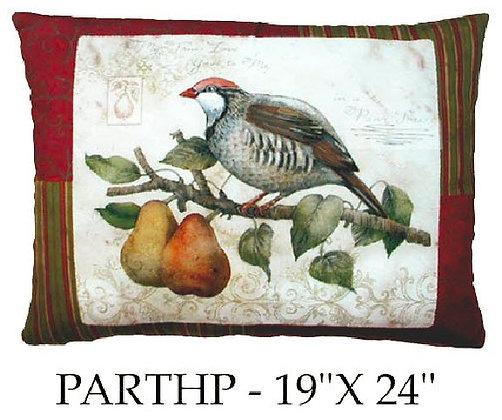 Partridge in a Pear Tree, PARTHP, 19x24