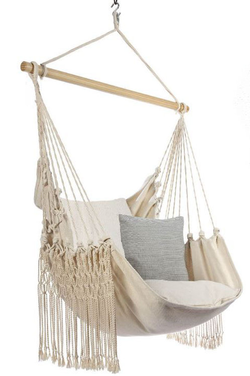 Luxury Cotton 3 piece Swing Set, NC329LUX-SP3