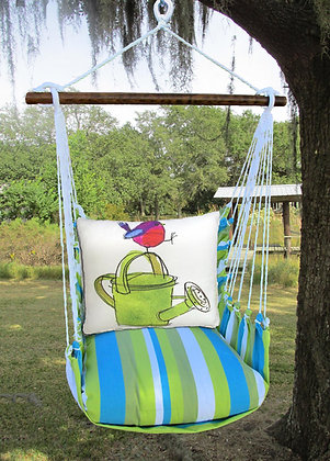 BB Swing Set w/ Watering Can,  BBRR612-SP