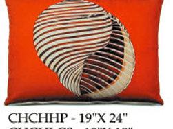 Shell Pillow, CHCH, 2 sizes