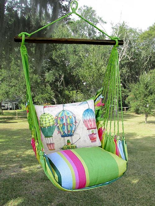 FL Swing Set, Hot Air Balloons, FLRR605-SP