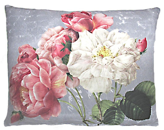 Pink and White Roses, TC203, 2 sizes